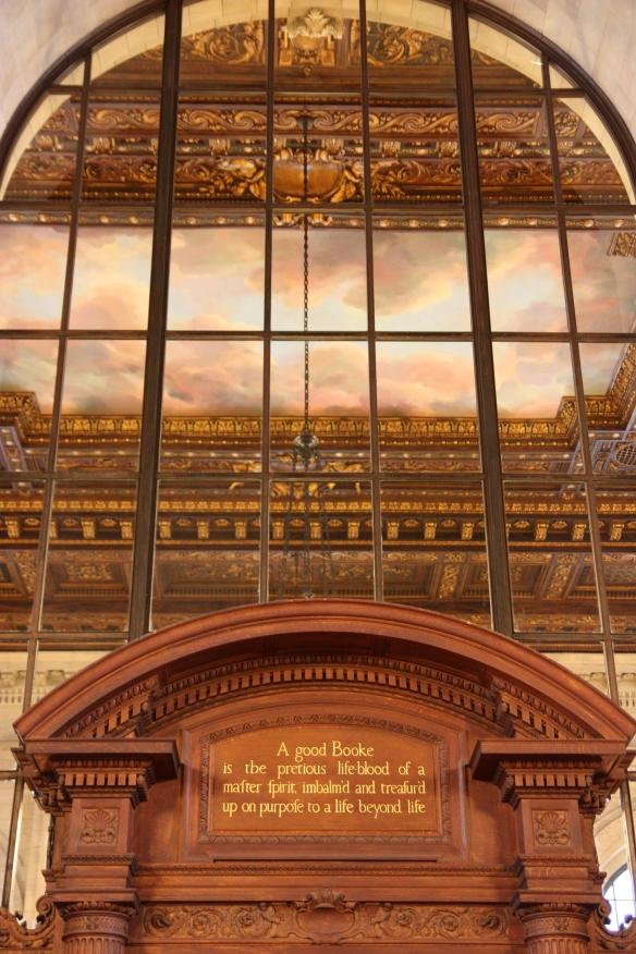 New York Public Library by @debsnet