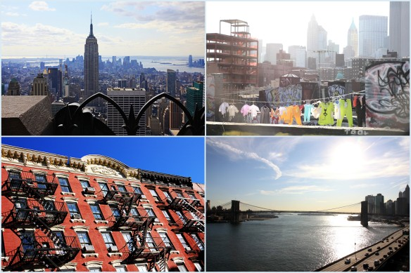 NYC Collage @debsnet