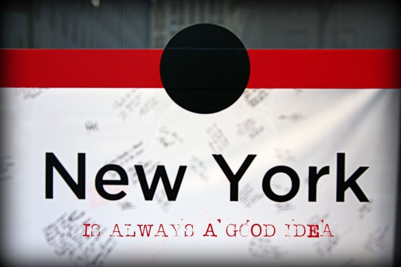 New York Is Always A Good Idea by @debsnet https://theeduflaneuse.wordpress.com/