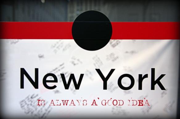 New York Is Always A Good Idea by @debsnet https://theeduflaneuse.wordpress.com/