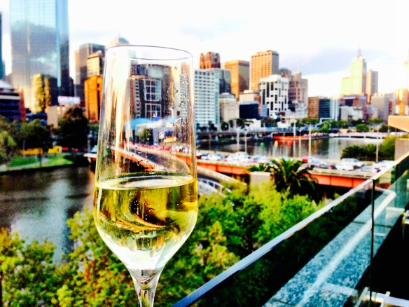 Champagne at Crown Melbourne by @debsnet https://theeduflaneuse.wordpress.com/