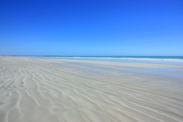 Broome beach