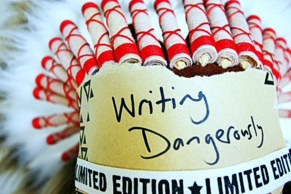 Writing Dangerously by @debsnet