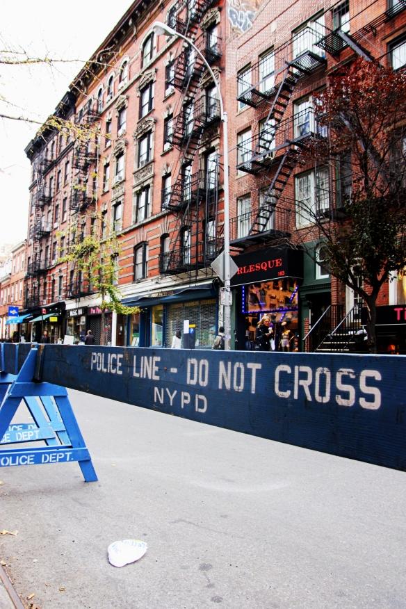 NYC, by @debsnet