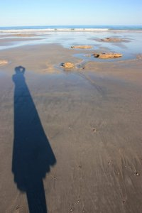 Broome shadow, by @debsnet