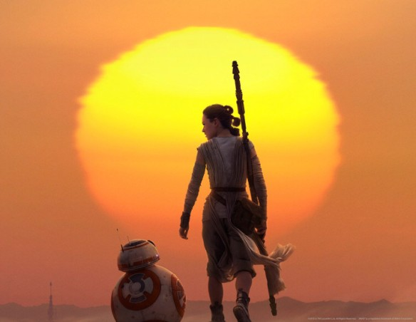 BB-8 & Rey in Episode VII Source: http://www.starwars.com/news/6-ways-to-prepare-for-star-wars-the-force-awakens