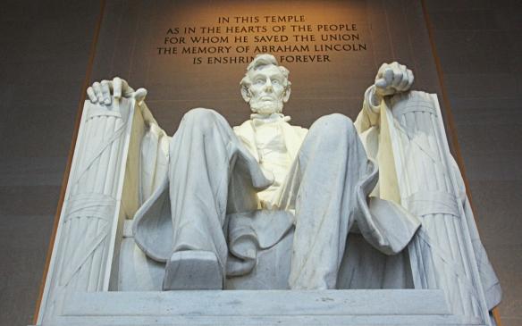 iconic Abe