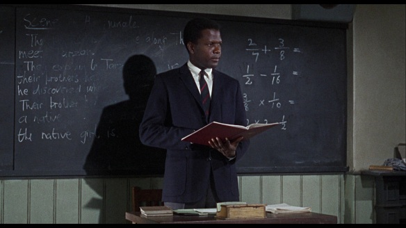 Sidney Poitier in To Sir, with Love Source: http://www.rockshockpop.com/forums/c