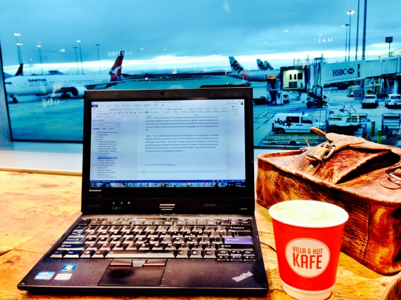 acwri at Melbourne airport