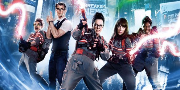 Ghostbusters promotional image; source: blastr.com