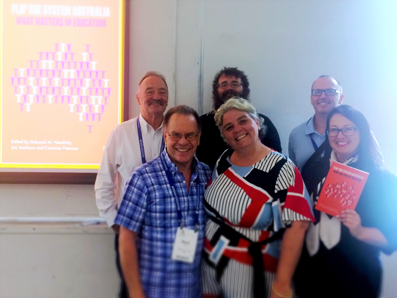 Flip the System Australia AARE 2018 symposium